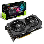 ASUS GeForce GTX 1650 SUPER ROG-STRIX-GTX1650S-A4G-GAMING pas cher