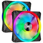 Corsair QL Series QL140 RGB (Par 2) pas cher