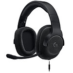 Logitech G433 7.1 Surround Sound Wired Gaming Headset Noir pas cher