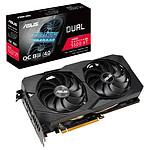 ASUS Radeon RX 5500 XT DUAL-RX5500XT-O8G-EVO pas cher