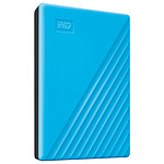 WD My Passport 2 To Bleu (USB 3.0) pas cher