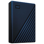 WD My Passport for Mac 5 To Midnight Blue (USB 3.0 / USB-C) pas cher