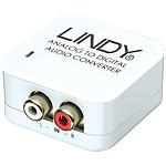 Lindy Convertisseur Stéréo vers Audio SPDIF Numérique pas cher