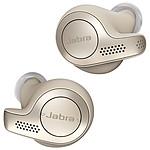 Jabra Elite 65t Or/Beige pas cher