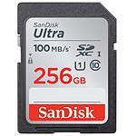 SanDisk Ultra SDXC UHS-I U1 256 Go pas cher