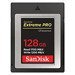 SanDisk Extreme Pro CFexpress Type B 128 Go pas cher