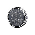 Barrow Mirror Finish Stop Plug - Argent (TBJDT-V1) Dragon pas cher