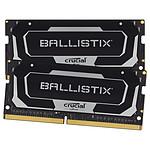 Ballistix SO-DIMM DDR4 32 Go (2 x 16 Go) 2400 MHz CL16 pas cher