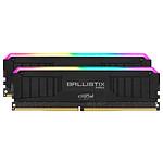 Ballistix Max RGB 32 Go (2 x 16 Go) DDR4 4000 MHz CL18 pas cher