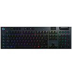 Logitech G915 Lightspeed Carbone (Clicky Version) pas cher