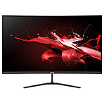 "Acer 31.5"" LED - ED320QRPbiipx pas cher"