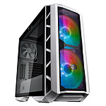 Cooler Master MasterCase H500P Mesh White RGB Edition pas cher