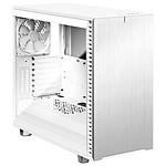 Fractal Design Define 7 TG Clear Blanc pas cher