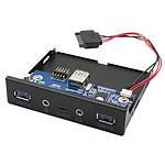 i-tec USB 3.0 Type-C / USB 3.0 Type-A Internal Front Panel + Audio pas cher