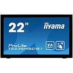 "iiyama 21.5"" LED Tactile - ProLite T2235MSC-B1 pas cher"