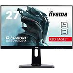 "iiyama 27"" LED - G-MASTER GB2760QSU-B1 Red Eagle pas cher"