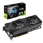 ASUS GeForce RTX 2060 SUPER DUAL-RTX2060S-8G-EVO-V2 pas cher