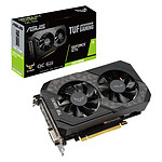 ASUS GeForce GTX 1660 SUPER TUF-GTX1660S-O6G-GAMING pas cher