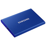 Samsung Portable SSD T7 2 To Bleu pas cher