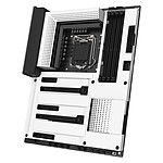 NZXT N7 Z390 - White pas cher