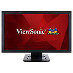 "ViewSonic 23.6"" LED Tactile - TD2421 pas cher"