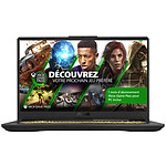 ASUS TUF Gaming A17-TUF766II-H7166T pas cher