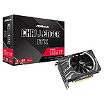 ASRock Radeon RX 5500 XT Challenger ITX 8G pas cher