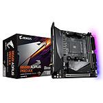 Gigabyte B550I AORUS PRO AX avec mise à jour de BIOS pas cher