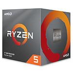 AMD Ryzen 5 3600XT Wraith Spire (3.8 GHz / 4.5 GHz) pas cher