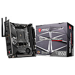 MSI MPG B550I GAMING EDGE WIFI pas cher