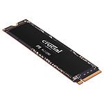 Crucial P5 M.2 PCIe NVMe 500 Go pas cher