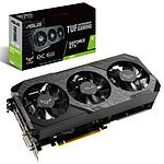 ASUS GeForce GTX 1660 TUF3-GTX1660-O6G-GAMING pas cher
