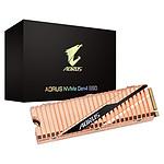 AORUS NVMe Gen4 SSD 500 Go pas cher