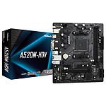 ASRock A520M-HDV pas cher