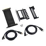 CableMod Support vertical PCI-e CableMod - 2 x DisplayPort pas cher