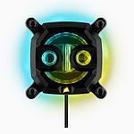 Corsair Hydro X Series XC9 Waterblock CPU RGB - Noir pas cher