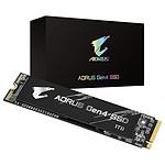 AORUS NVMe Gen4 SSD 1 To pas cher
