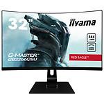 "iiyama 31.5"" LED - G-MASTER GB3266QSU-B1 Red Eagle pas cher"