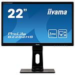 "iiyama 21.5"" LED - ProLite B2282HS-B5 pas cher"