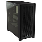 Corsair 4000D AIRFLOW Tempered Glass (Noir) pas cher