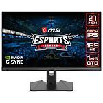 "MSI 27"" LED - Optix MAG274QRF-QD pas cher"
