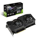 ASUS DUAL GeForce RTX 3070 8G V2 (LHR) pas cher