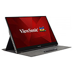 "ViewSonic 15.6"" LED Tactile - TD1655 pas cher"