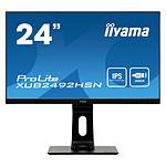 """iiyama 23.8"""" LED - ProLite XUB2492HSN-B1 pas cher"""