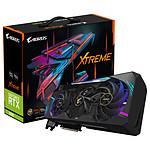 Gigabyte AORUS GeForce RTX 3090 XTREME 24G pas cher