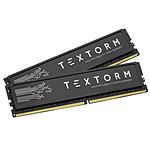 Textorm 16 Go (2x 8 Go) DDR4 3200 MHz CL16 pas cher