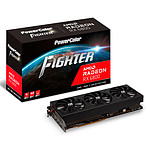 PowerColor Fighter AMD Radeon RX 6800 16GB GDDR6 pas cher