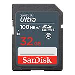 SanDisk Ultra SDHC UHS-I 32 Go (SDSDUNR-032G-GN3IN) pas cher