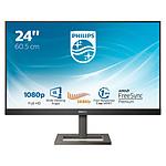 "Philips 23.8"" LED - 242E1GAEZ/00 pas cher"