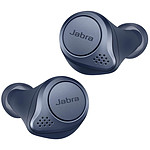 Jabra Elite Active 75t Wireless Charging Bleu pas cher